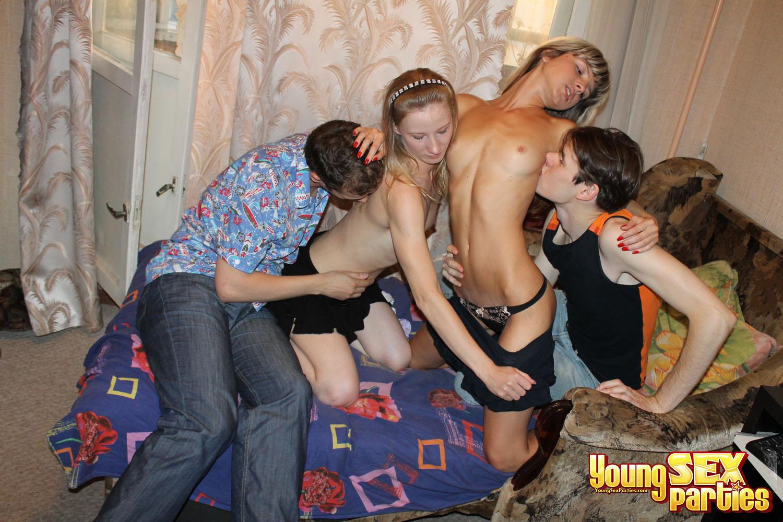 Секс русской молодежи дома 6